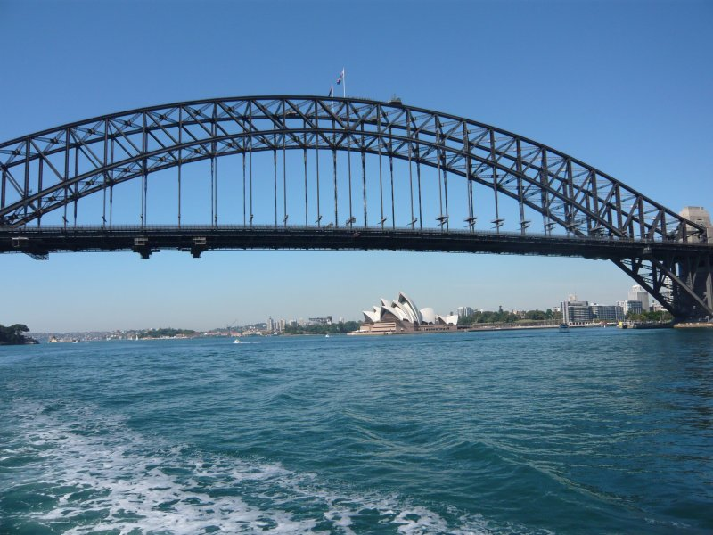 Sydney Harbour Bridge Sydney Opera House`